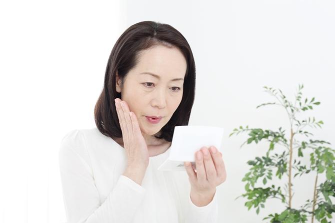 乾燥肌にフェース化粧品生コラーゲン フェイシャル専門エステピュア奈良