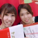ピュアフィットネス田原本店★ たくさんの差し入れ 女性専用ジム運動健康奈良