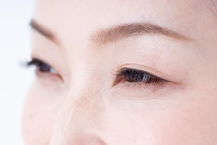 目元のしわのお悩み解消体験 美顔専門エステサロンピュア奈良