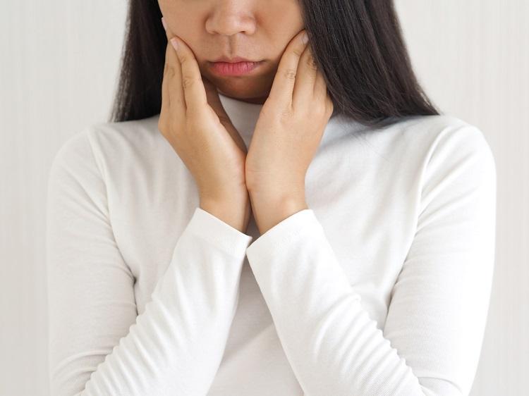 お顔のむくみタルミの解消|筋膜リリース フェイシャル専門エステピュアサロンピュア奈良