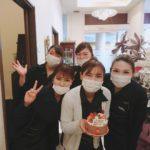 スタッフのお誕生日🍰 ピュア学園前駅店